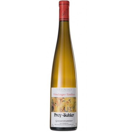 Gewurztraminer 2018 Vendanges Tardives
