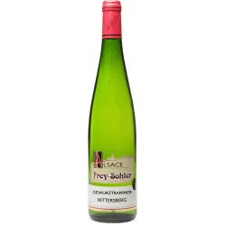 Gewurztraminer 2015 Rittersberg 93 Points au DECANTER 2016