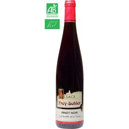 Pinot Noir Bio 2018: Le Souffle de la Terre®