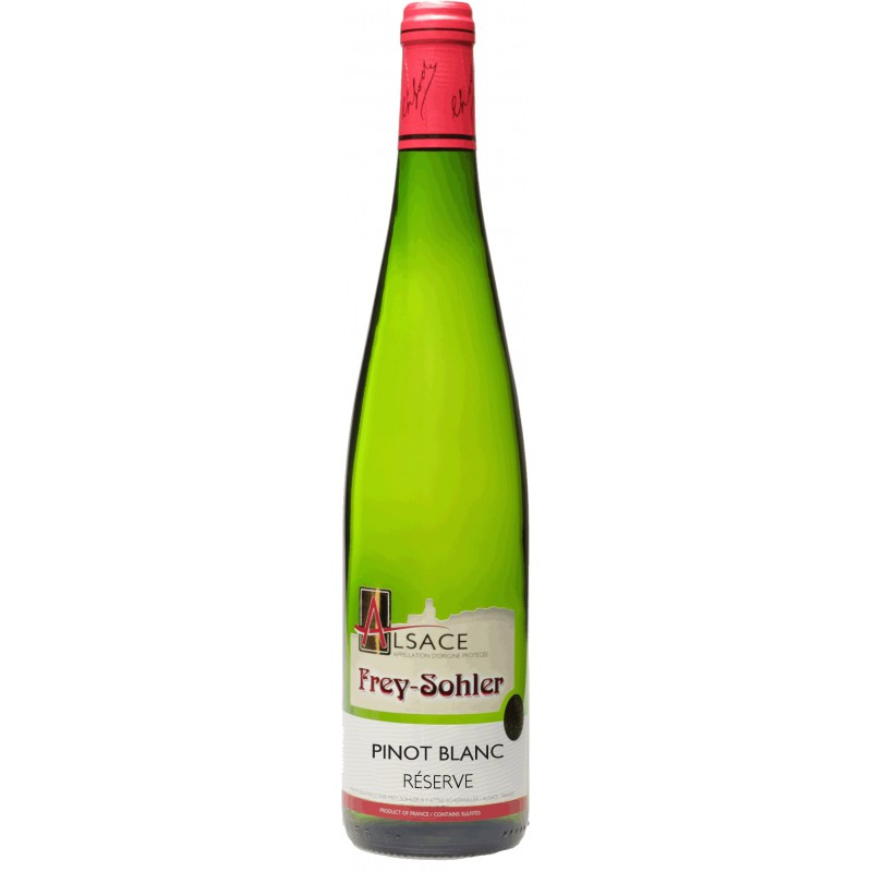 Pinot Blanc 2018 Réserve - 88 Points Wine Enthusiast 2020