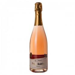 Crémant Rosé Sigillé Confrérie Saint Etienne