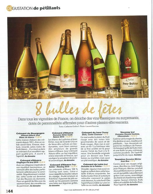 Cremant d'Alsace Riesling